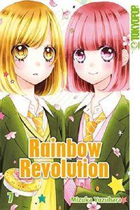 Rainbow Revolution 7 - Klickt hier für die große Abbildung zur Rezension