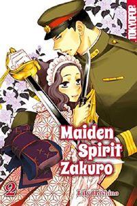 Maiden Spirit Zakuro 2 - Klickt hier für die große Abbildung zur Rezension