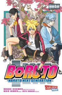 Boruto-Naruto Next Generation 1 - Klickt hier für die große Abbildung zur Rezension