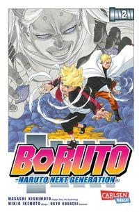 Boruto-Naruto Next Generation 2 - Klickt hier für die große Abbildung zur Rezension