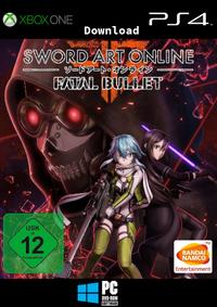 Sword Art Online: Fatal Bullet - Klickt hier für die große Abbildung zur Rezension