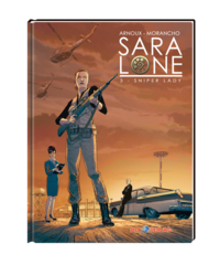 Sara Lone 3: Sniper Lady