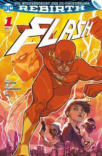 Flash 1 - Klickt hier für die große Abbildung zur Rezension