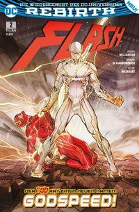 Flash 2 - Klickt hier für die große Abbildung zur Rezension