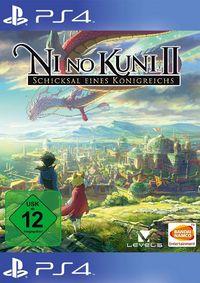 Ni no Kuni 2: Schicksal eines Königreichs - Klickt hier für die große Abbildung zur Rezension