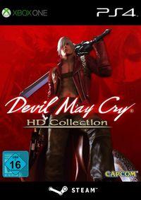 Devil May Cry - HD Collection - Klickt hier für die große Abbildung zur Rezension