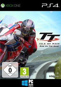 TT - Isle of Man: Ride on the Edge - Klickt hier für die große Abbildung zur Rezension