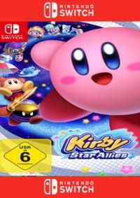 Kirby Star Allies - Klickt hier für die große Abbildung zur Rezension