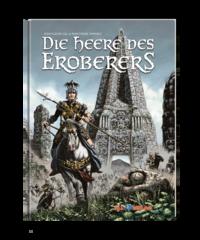 Die Heere des Eroberers - Klickt hier für die große Abbildung zur Rezension