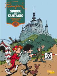 Spirou und Fantasio 8: Humoristische Abenteuer - Klickt hier für die große Abbildung zur Rezension