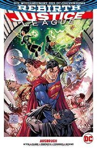 Justice League (Rebirth) 2: Ausbruch - Klickt hier für die große Abbildung zur Rezension