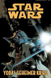 Star Wars Sonderband 100: Yodas geheimer Krieg  - Klickt hier für die große Abbildung zur Rezension