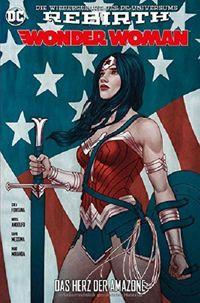 Wonder Woman (Rebirth) 4: Das Herz der Amazone - Klickt hier für die große Abbildung zur Rezension
