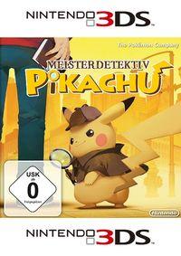 Meisterdetektiv Pikachu - Klickt hier für die große Abbildung zur Rezension