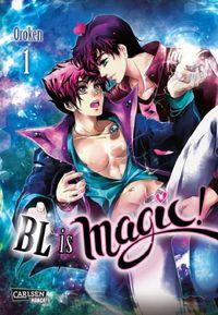 BL is Magic! 1 - Klickt hier für die große Abbildung zur Rezension