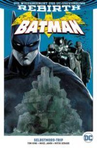 Batman 2: Selbstmord-Trip - Klickt hier für die große Abbildung zur Rezension