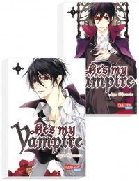 He´s my Vampire Starterpack - Klickt hier für die große Abbildung zur Rezension