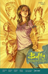 Buffy the Vampire Slayer Staffel 11, Bd. 2: Die Eine!