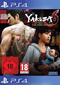 Yakuza 6: The Song of Life - Klickt hier für die große Abbildung zur Rezension
