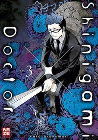 Shinigami x Doctor 3 - Klickt hier für die große Abbildung zur Rezension