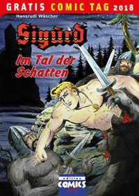 Sigurd: Im Tal der Schatten – Gratis Comic Tag 2018 - Klickt hier für die große Abbildung zur Rezension