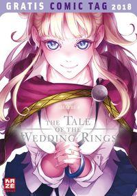 The Tale of the Wedding Rings – Gratis Comic Tag 2018 - Klickt hier für die große Abbildung zur Rezension