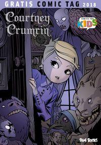 Courtney Crumrin – Gratis Comic Tag 2018  - Klickt hier für die große Abbildung zur Rezension