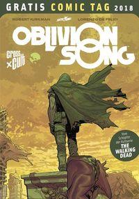 Oblivion Song - Gratis Comic Tag 2018 - Klickt hier für die große Abbildung zur Rezension