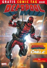 Deadpool – Gratis Comic Tag 2018 - Klickt hier für die große Abbildung zur Rezension