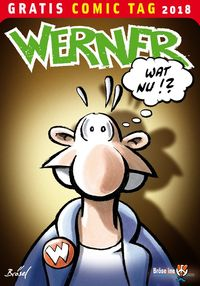 Werner - Gratis Comic Tag 2018 - Klickt hier für die große Abbildung zur Rezension