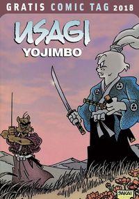 Usagi Yojimbo - Gratis Comic Tag 2018 - Klickt hier für die große Abbildung zur Rezension