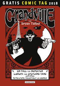 Grandville - Gratis Comic Tag 2018 - Klickt hier für die große Abbildung zur Rezension