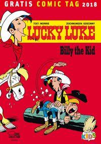 Luky Luke: Billy the Kid – Gratis Comic Tag 2018 - Klickt hier für die große Abbildung zur Rezension