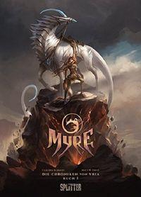 Myre - Die Chroniken von Yria: Buch 1 - Klickt hier für die große Abbildung zur Rezension