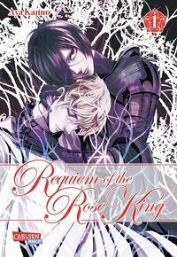 Requiem of the Rose King 1  - Klickt hier für die große Abbildung zur Rezension