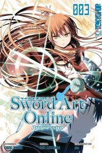 Sword Art Online-Progressive 3 - Klickt hier für die große Abbildung zur Rezension