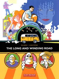 The long and winding road - Klickt hier für die große Abbildung zur Rezension