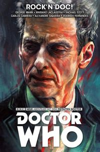 Doctor Who – Der zwölfte Doktor 5: Rock´n`Doc! - Klickt hier für die große Abbildung zur Rezension