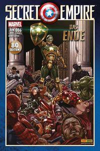 Secret Empire 6: Das Ende  - Klickt hier für die große Abbildung zur Rezension