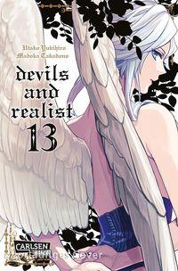 Devils and Realist 13 - Klickt hier für die große Abbildung zur Rezension