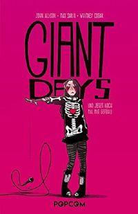 Giant Days 4: Und jetzt noch einmal mit Gefühl! - Klickt hier für die große Abbildung zur Rezension