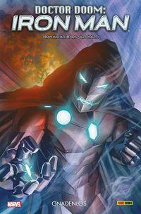 Doctor Doom – Iron Man 2: Gnadenlos - Klickt hier für die große Abbildung zur Rezension
