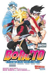 Boruto-Naruto Next Generation 3 - Klickt hier für die große Abbildung zur Rezension