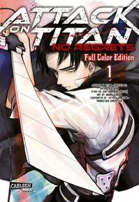 Attack on Titan – No Regrets: Full Color Edition 1 - Klickt hier für die große Abbildung zur Rezension
