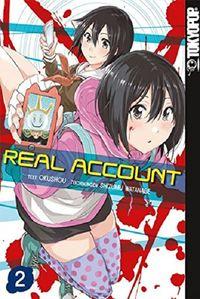 Real Account 2 - Klickt hier für die große Abbildung zur Rezension