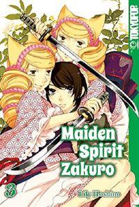 Maiden Spirit Zakuro 3 - Klickt hier für die große Abbildung zur Rezension