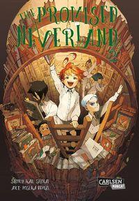 The Promised Neverland 2 - Klickt hier für die große Abbildung zur Rezension