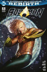 Aquaman (Rebirth) 5: Unterwelt - Klickt hier für die große Abbildung zur Rezension