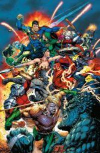 Justice League vs. Suicide Squad - Klickt hier für die große Abbildung zur Rezension