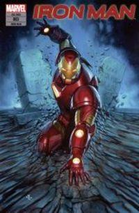 Iron Man Sonderband 3: Die Suche nach Tony Stark - Klickt hier für die große Abbildung zur Rezension